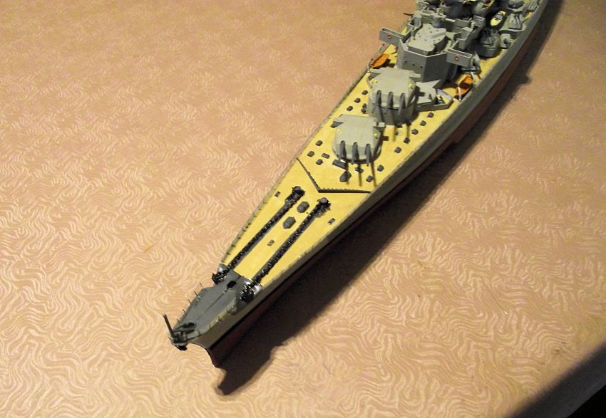 Croiseur de bataille Scharnhorst Heller au 1x400 503732Scharnhorst1x40024
