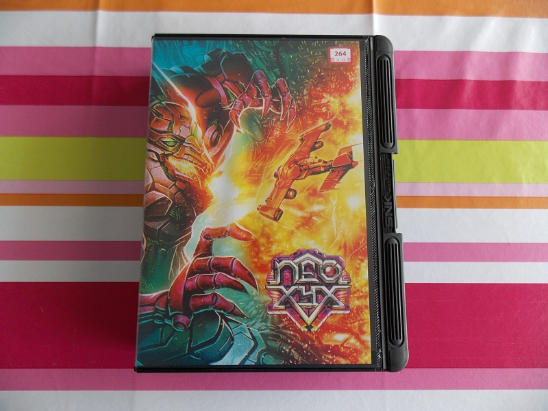 Un nouveau jeu AES/MVS - XYX - par la NG:DEV.TEAM - Page 11 504055DSCN2875