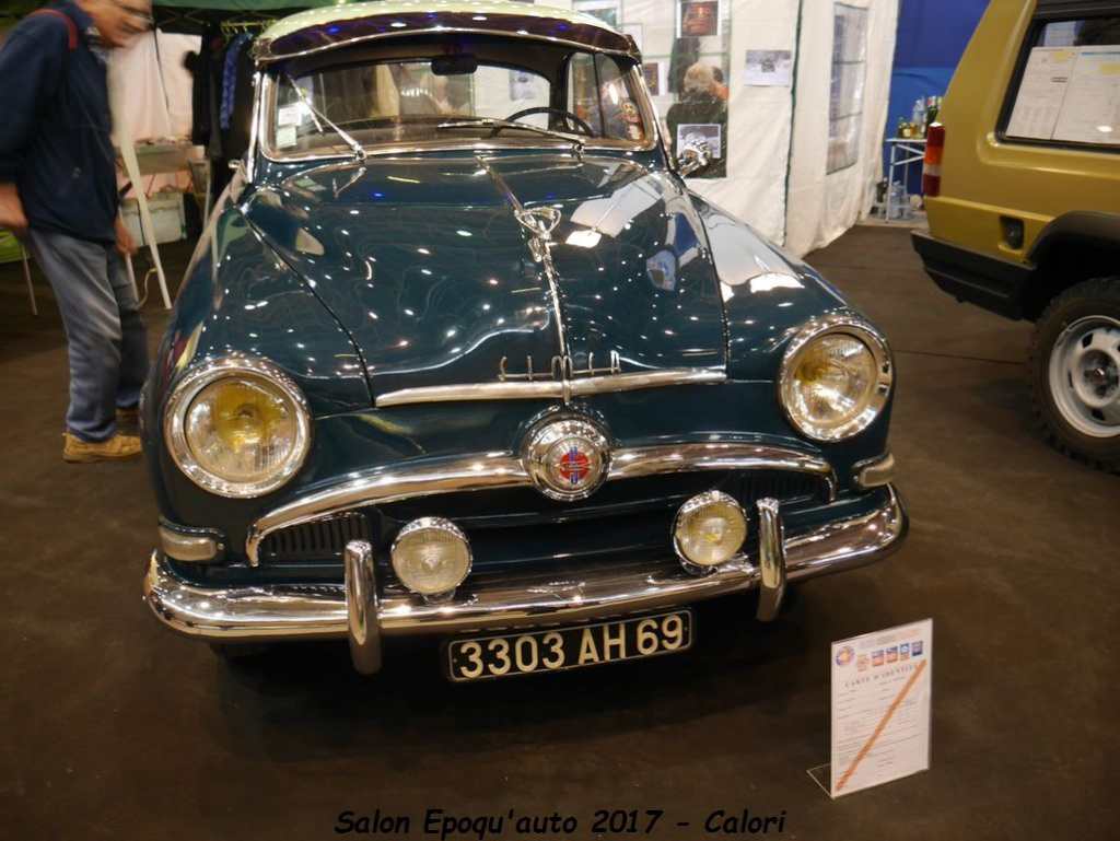 [69] 39ème salon International Epoqu'auto - 10/11/12-11-2017 - Page 6 504487P1070697