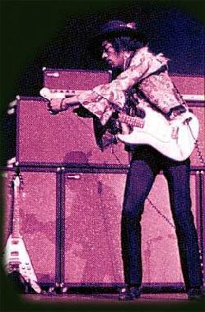 New York (Hunter College) : 2 mars 1968 [Second concert]     50521919680302Hunter26