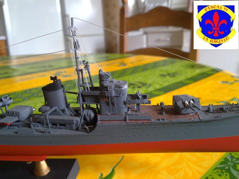 "Yukikaze ""opération Ten-Go 1945"" 505673010920111645L"