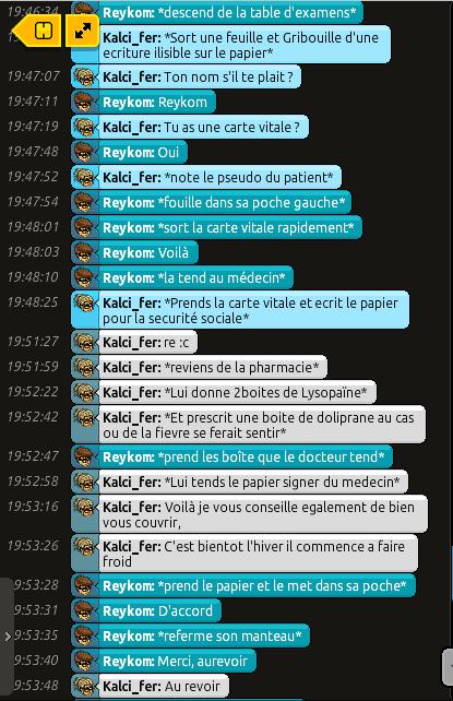 [C.H.U] Rapport D'actions RP - Kalci_fer 505772RP3
