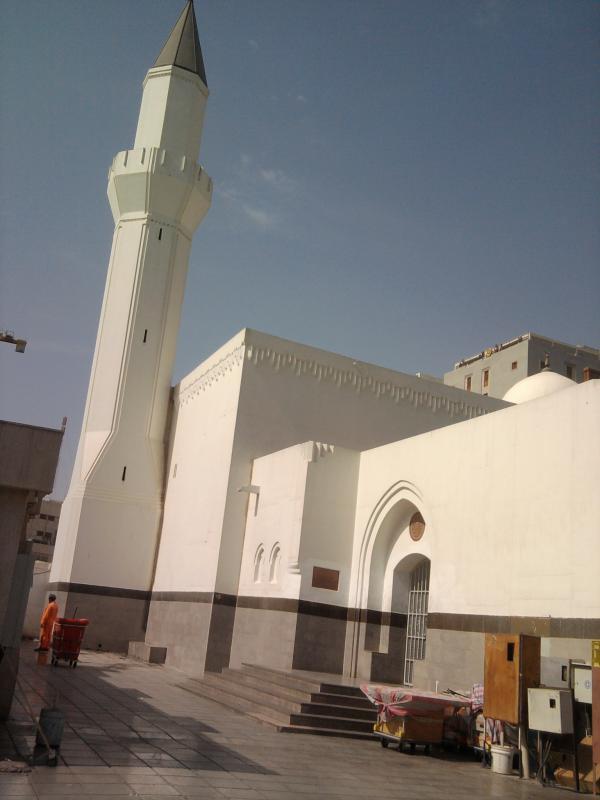 المدينة المنورة : مسجد علي بن أبي طالب 506431Mosqueali