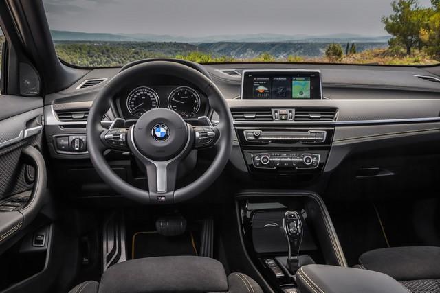 La nouvelle BMW X2 Silhouette élégante, dynamique exceptionnelle 506550P90278949highResthebrandnewbmwx2