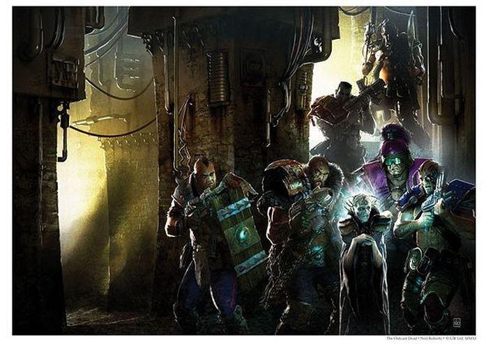 [Horus Heresy] The Outcast Dead de Graham McNeill 507472posterOutcastDead