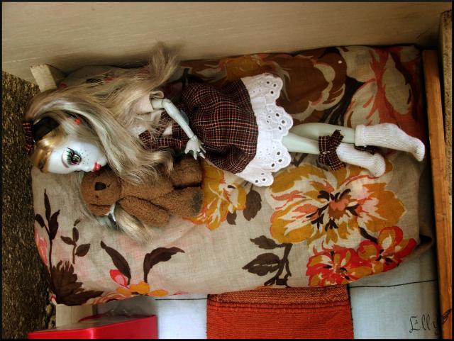 Monster High,  un uniforme d'écolière... 507591DSCF0435