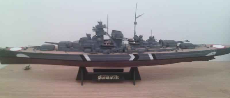 Bismarck 1/350 Tamiya 507600img2015