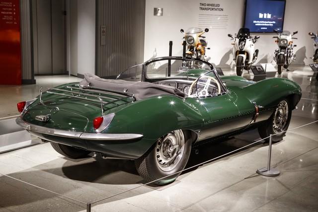 La « Nouvelle Jaguar XKSS D'origine » Dévoilée À Los Angeles  508053xksspetersenmuseum011