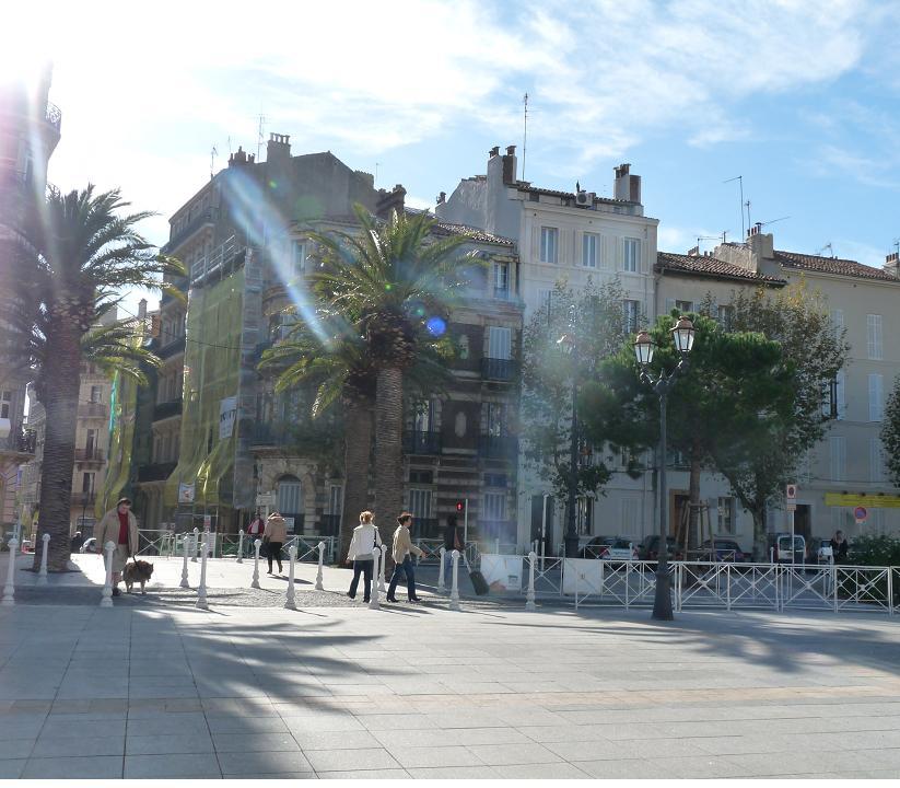 SPORTING TOULON VAR //GAZELEC D'AJACCIO ..DE LA PROVENCE A L'ILE DE BEAUTE  508808P1120679JPG