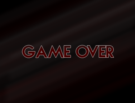 1 GameOver 509650GameOver