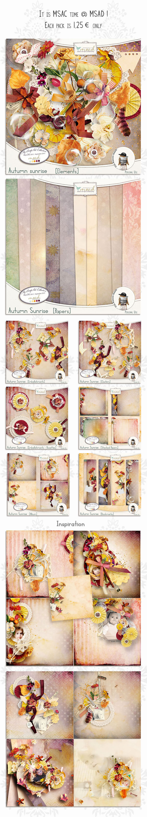 Véro - MAJ 02/03/17 - Spring has sprung ...  - $1 per pack  - Page 7 510080PromoNL