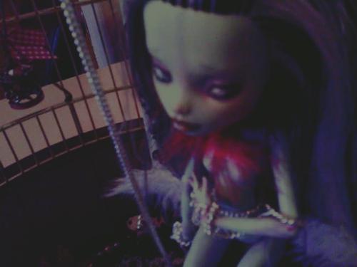Woodoo Ih Poom{Monster High doll custom} ~up p.2~ 510815201108231537