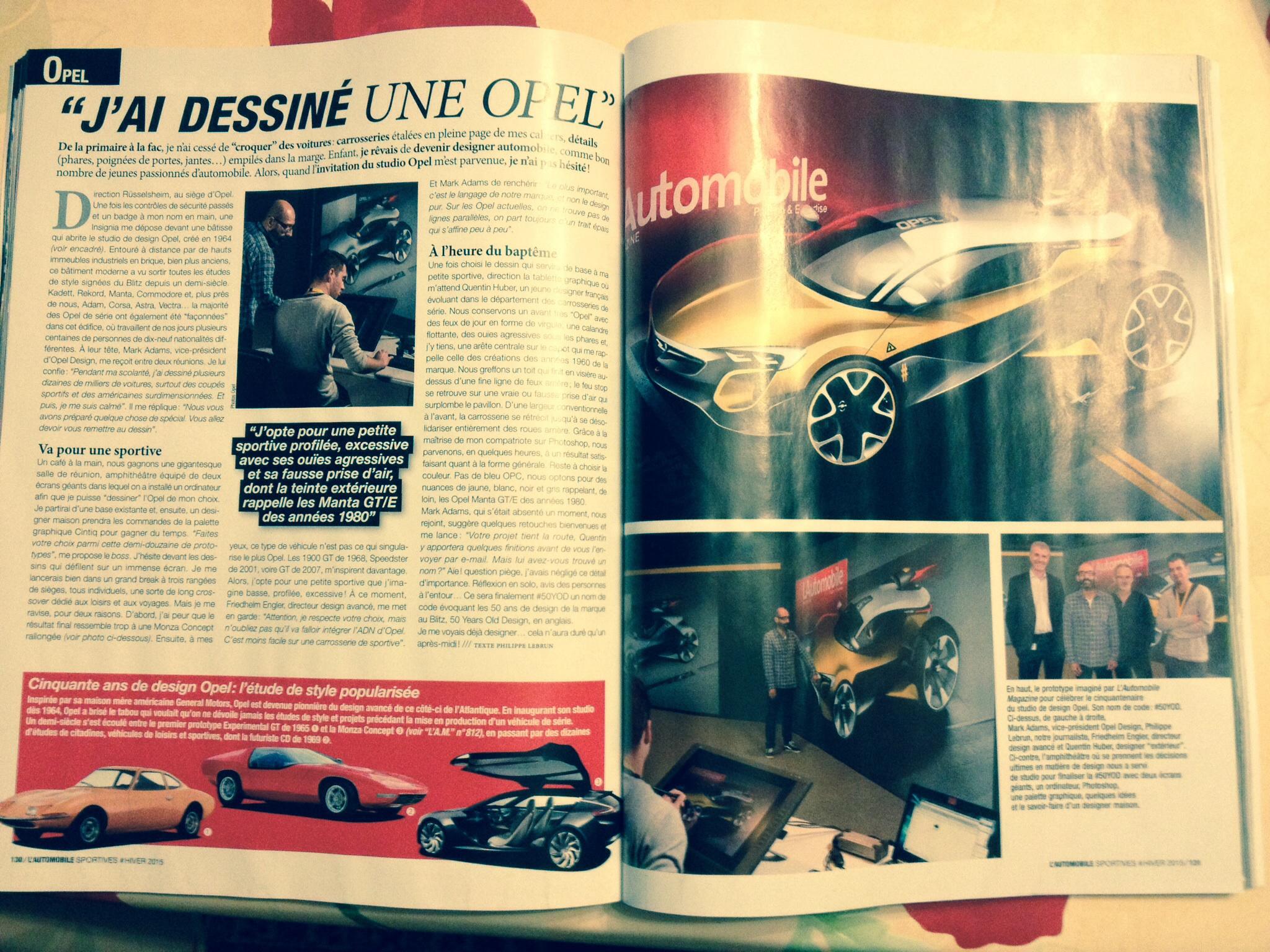 [Présentation] Le design par Opel - Page 3 511517image714