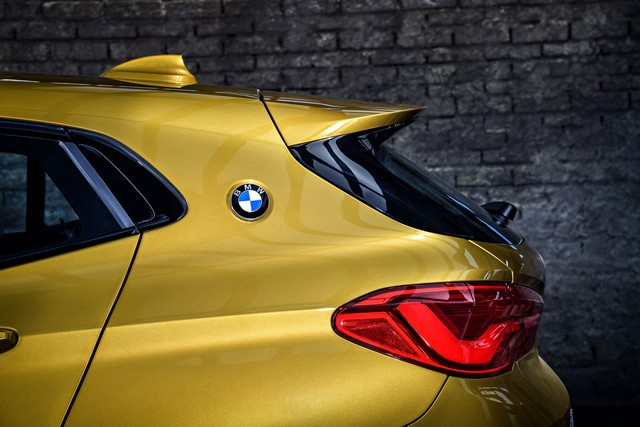La nouvelle BMW X2 Silhouette élégante, dynamique exceptionnelle 511796P90278962highResthebrandnewbmwx2