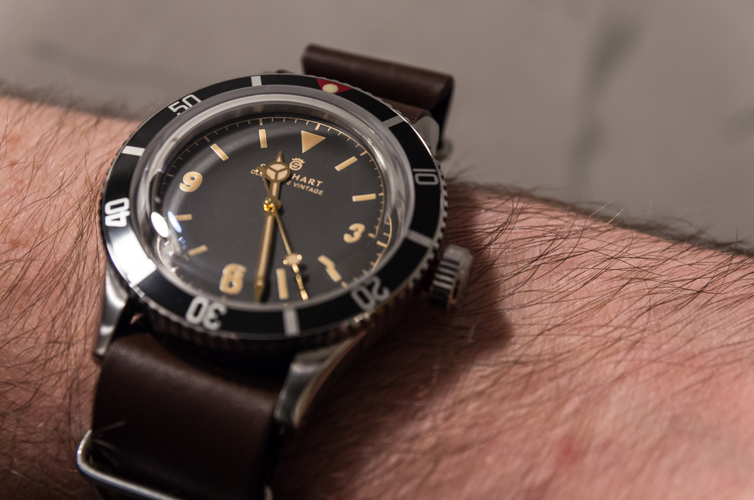 Feu de vos montres sur Nato 512974FDL03002