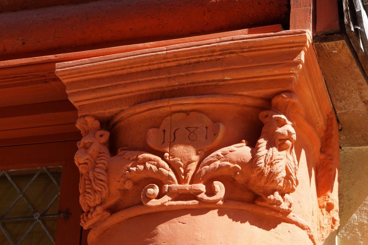Fil ouvert-  Dates sur façades. Année 1602 par Fanch 56, dépassée par 1399 - 1400 de Jocelyn - Page 4 514265DSC04507