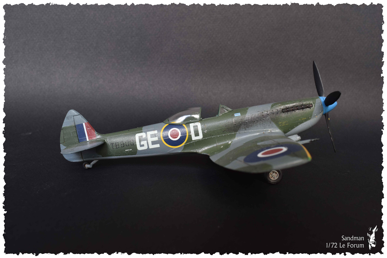 [Heller] Spitfire Mk. XVI 515502SpitfireMk1611