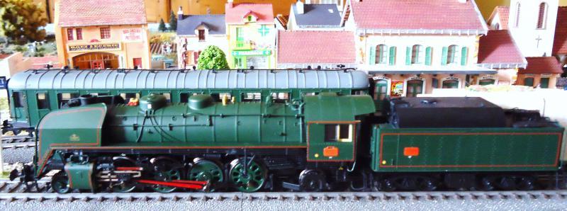 Loco vapeur 141 Jouef 3 rails AC d'origine 515862DSC02353