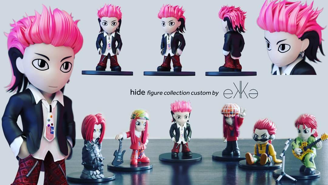 hide figure collection custom - Happy Birthday hide  516042hidecustomFINAL