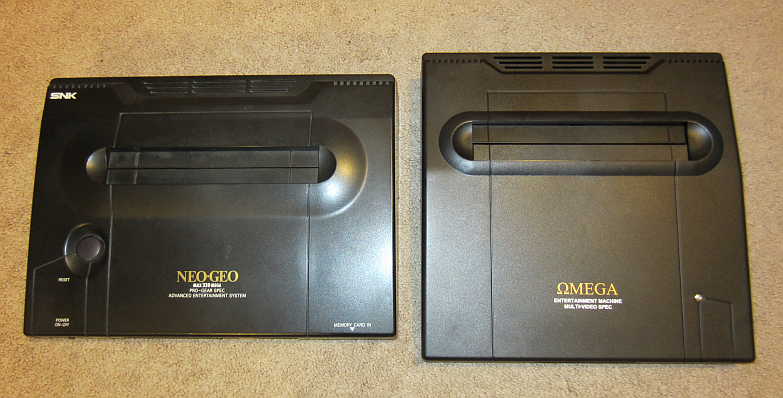 The Omega Entertainment Machine 517360omegavsaes