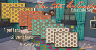 [Galerie] Studio Linette - Page 3 517971PreviewPolkaDotsRugs