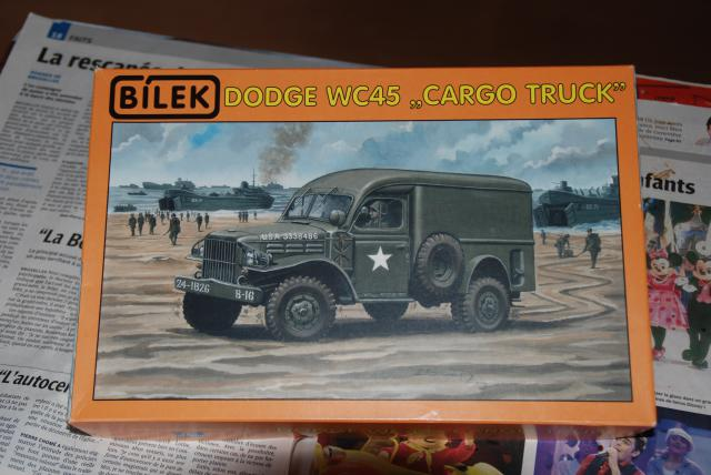 dodge cargo 1/35 Bilek fini enfin lol 518257PHOTOS014