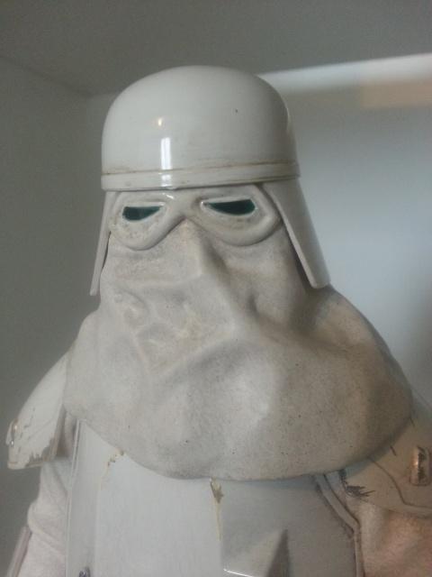 red360 review's : Star Wars Battle Of Hoth: Snowtrooper by Sideshow 51889920130426154827