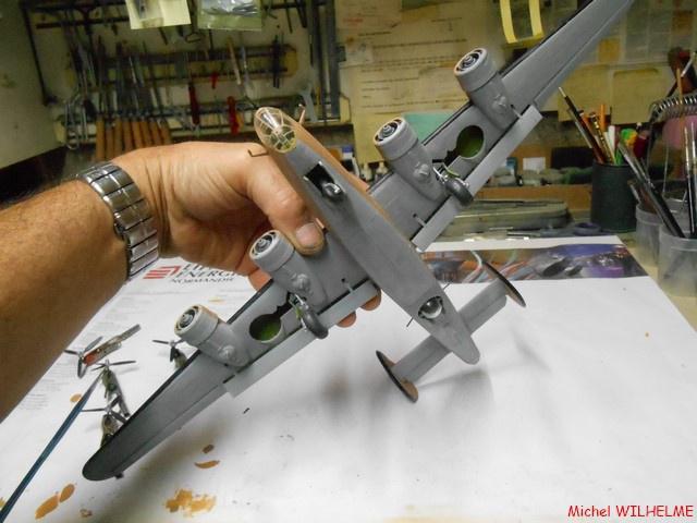 B24.D LIBERATOR kit 1/72 Revell 519313DSCN8502Copier