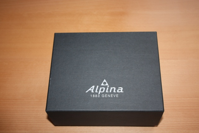 "Alpina - [Revue]Alpina Startimer Pilot Chrono 'sunray"" 520422241"