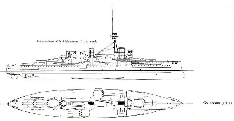 ROYAL NAVY CUIRASSES CLASSE COLOSSUS 521633ClasseColossus2