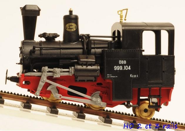 Un producteur spécialisé dans le matériel autrichien 522418FerroTrain021T999104SchabergbahnfRenaulds