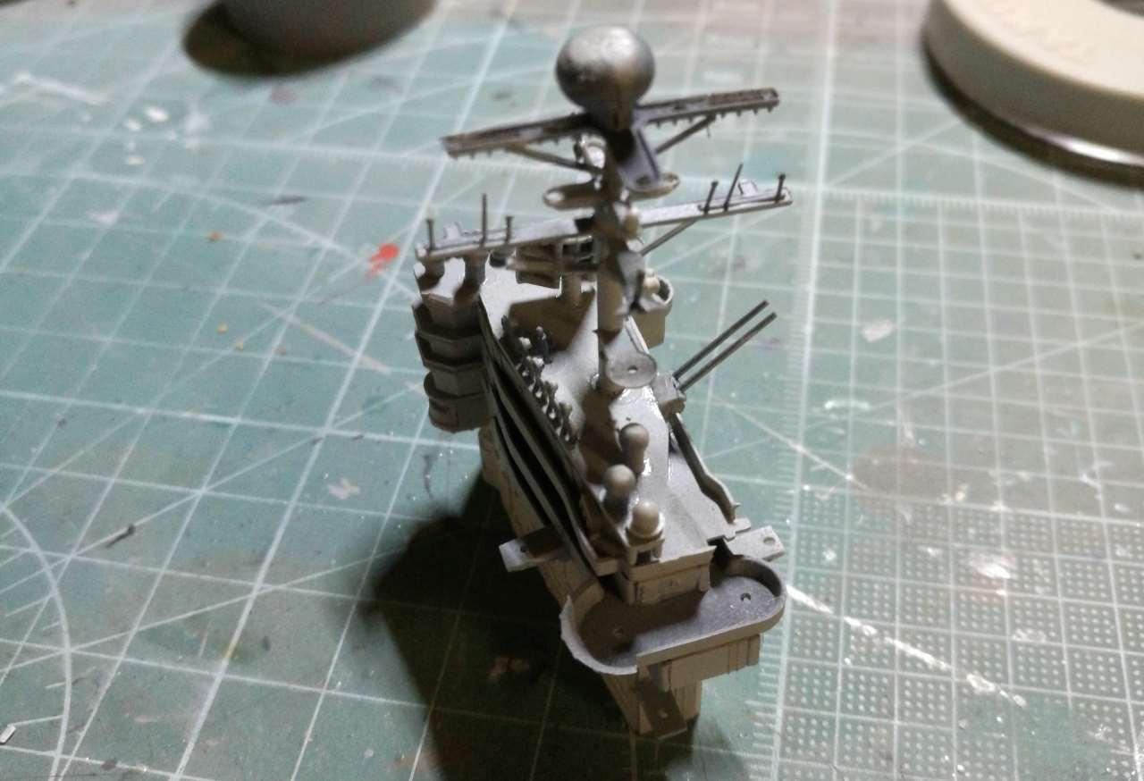 USS Theodore ROOSEVELT CVN-71 [Trumpeter 1/700] - Page 4 522634cvn7154