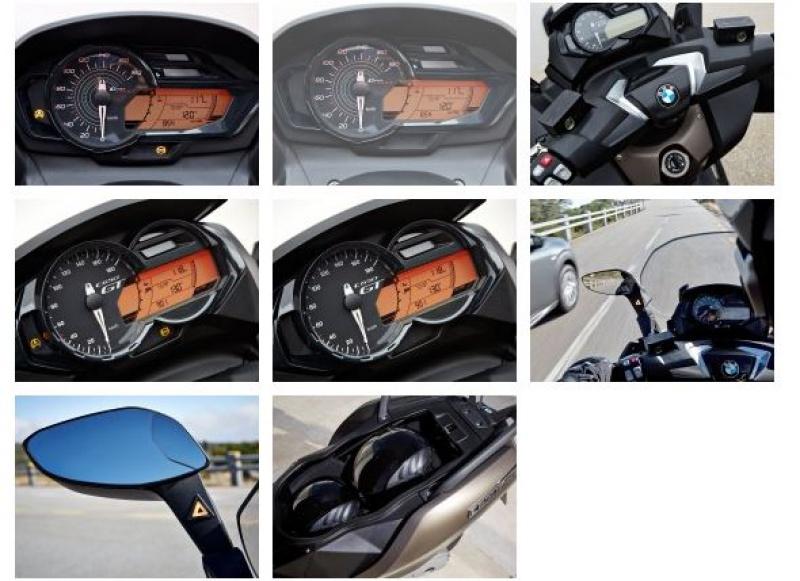BMW c650 gt 2015 occasion 522695optionorigine