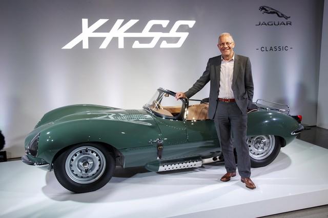 La « Nouvelle Jaguar XKSS D'origine » Dévoilée À Los Angeles  522974xksspetersenmuseum035