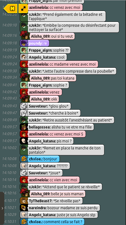 [xJok3r] Rapport d'action RP | Chirurgien - Page 2 523243histoju8