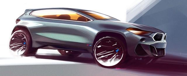 La nouvelle BMW X2 Silhouette élégante, dynamique exceptionnelle 523995P90281596highResthebrandnewbmwx2