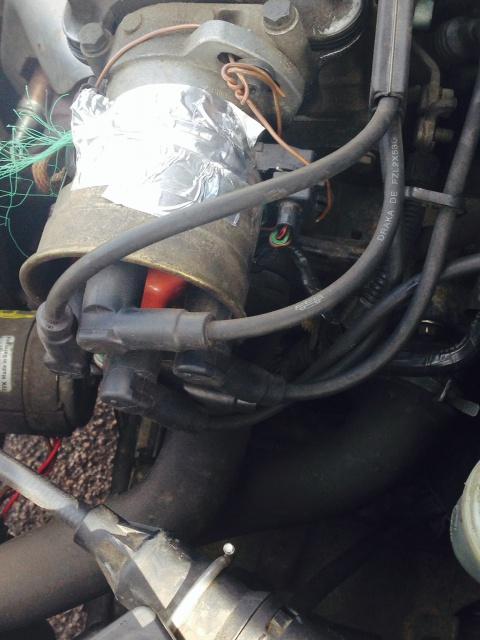 [ VW POLO 1.4 GL ess an 1997 ] Trou à l'accélération et bruit d'air 524475photo2
