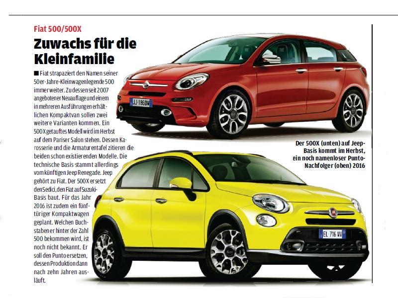 2015 - [Fiat] 500 Restylée - Page 4 526177500