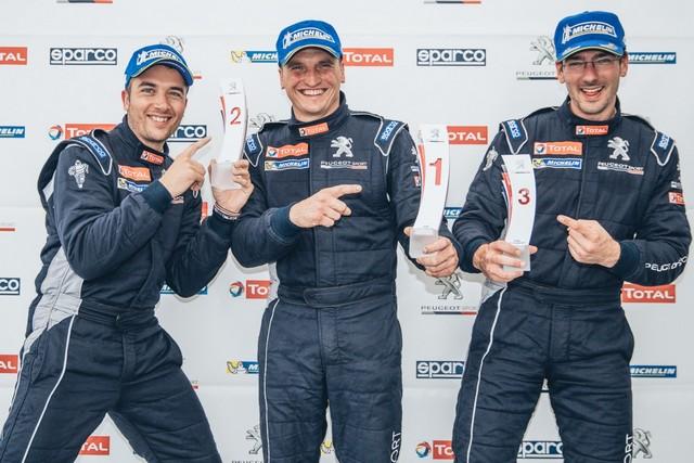 La Peugeot 308 Racing Cup Se Joue Des Conditions ! 5263795957d766627de