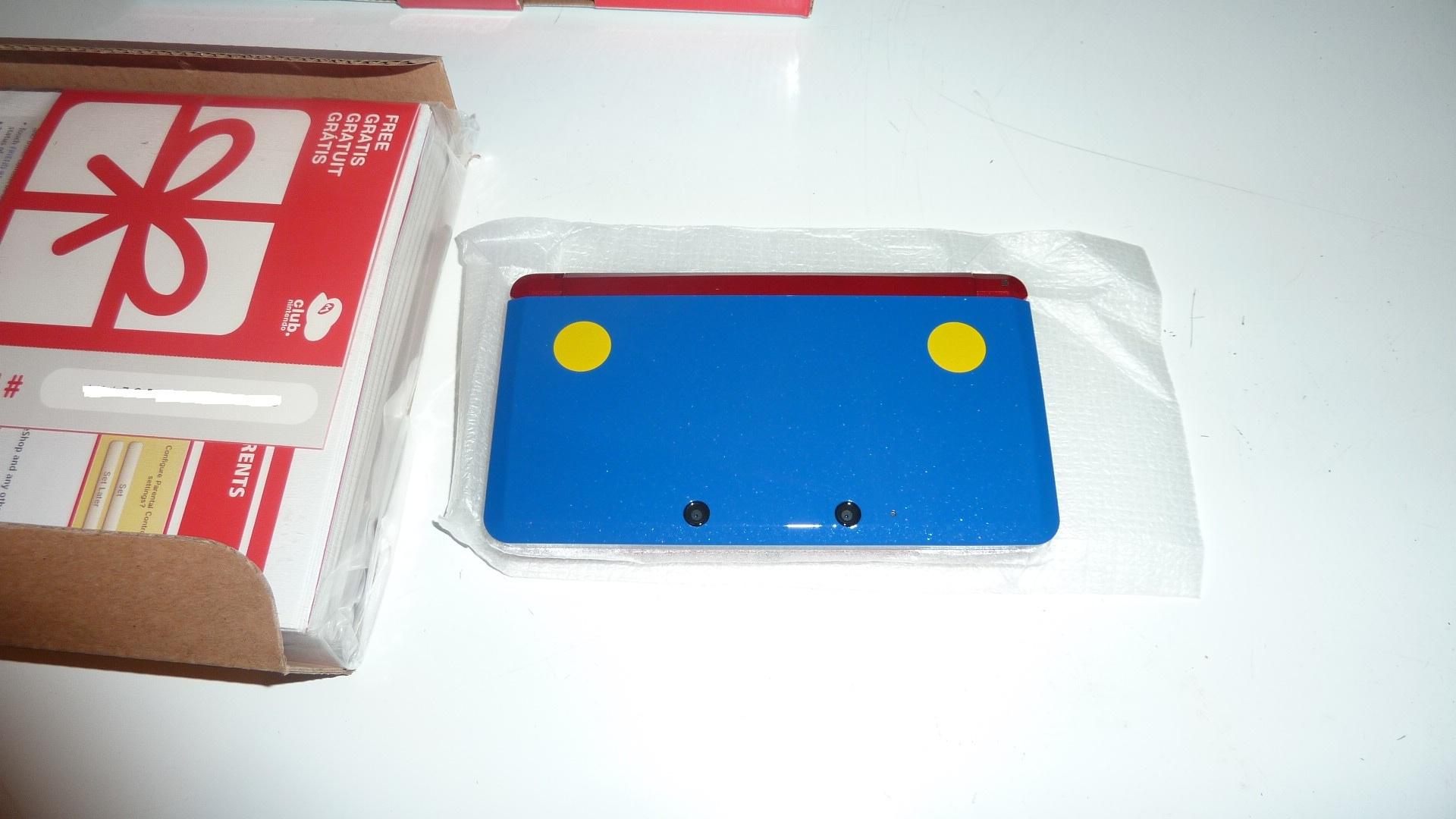 [EXCLU TOTAL] 3 nouvelles 3DS édition Mario, Peach et Toad !!! - Page 4 527243P1030718