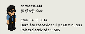 [P.N] Rapports d'activités de damien10444 - Page 3 527489connexion