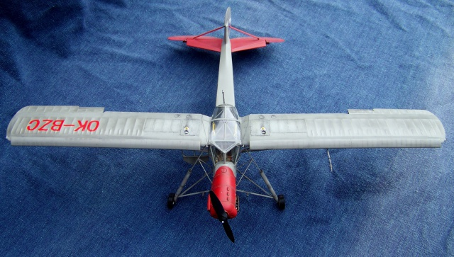 Fiesseler F156 C Storch 1/35 Tristar - Page 2 5275251005366