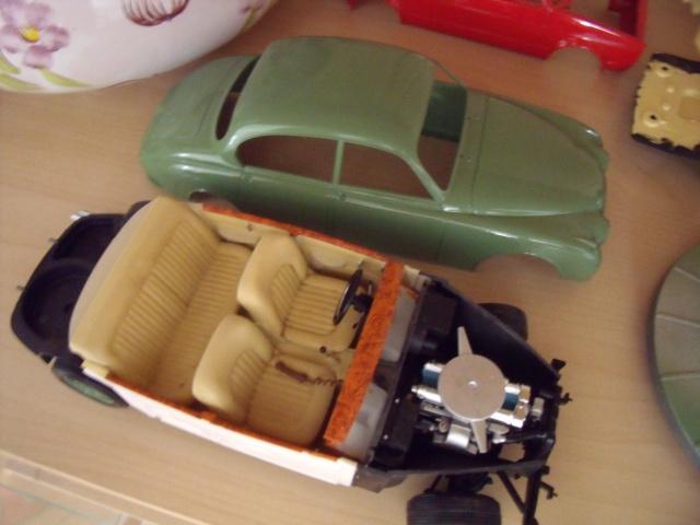 Jaguar MKII Saloon de Léopold Saroyan dans le Corniaud 527803DSCF69561