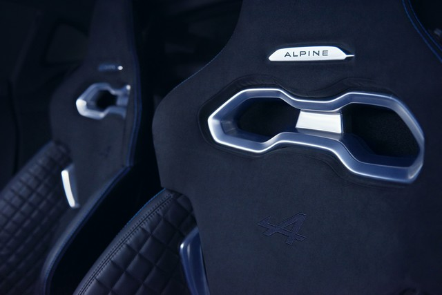 Alpine est de retour - A110, la voiture de sport française agile et compacte 5283598834416