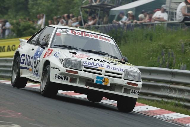 AVD Oldtimer Grand Prix : Opel célèbre sa victoire au championnat ITC de 1996 avec une Calibra V6 528763OpelManta73035