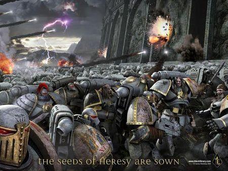 [Horus Heresy] Fanfiction : La Bataille de Terra (Projet et discussions) - Page 3 529164Battle4
