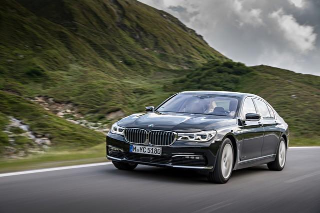 Les nouvelles BMW 740e iPerformance avec technologies eDrive 529251P90226950highResbmw740lexdriveipe