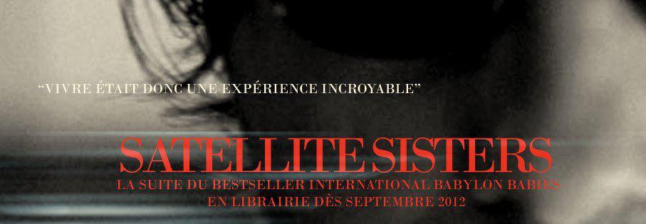 Satellite Sisters de Maurice G Dantec (2012) 529543satellite