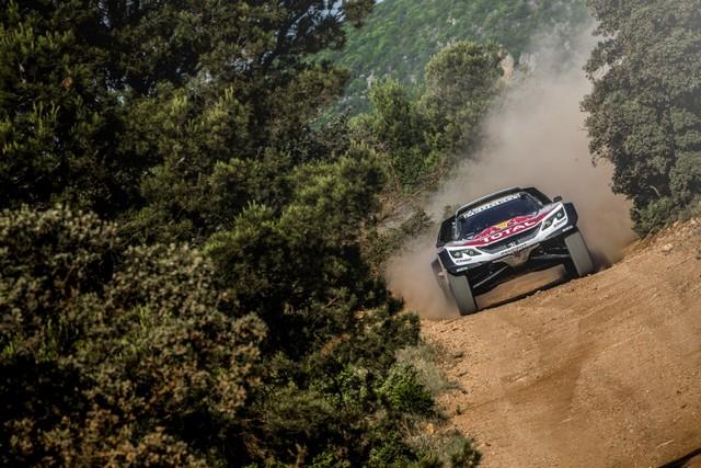 « Maximum Attact » Pour Peugeot, Avec Le Lancement De La 3008DKR MAXI 53015359529af8903e5