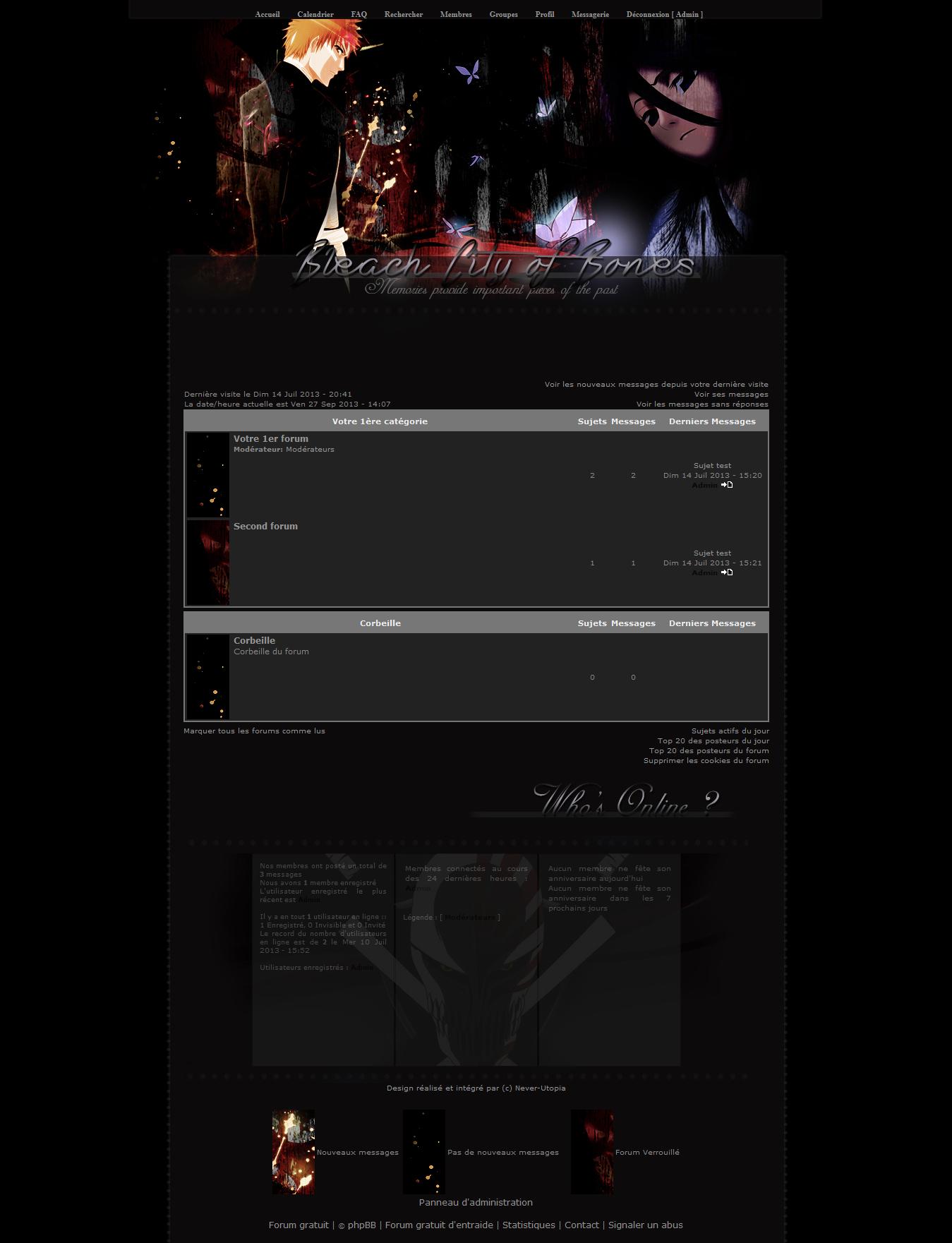 Index des thèmes 530259Skin